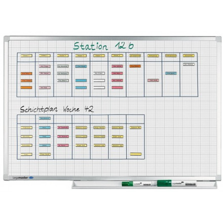 Liniatuurbord Legamaster Professional 90x120cm