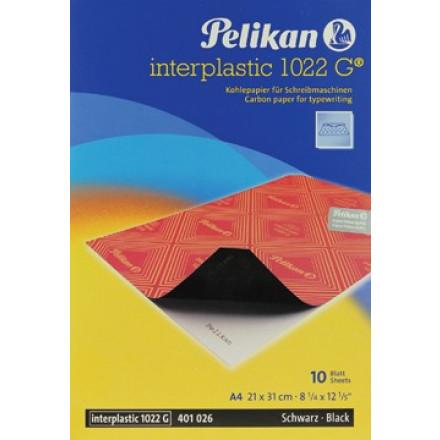 Carbonpapier Pelikan interplastic (10)