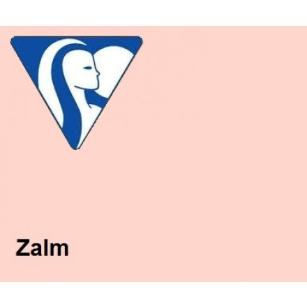 Clairefontaine DIN A3 160gr zalm (250) - FSC Mix credit