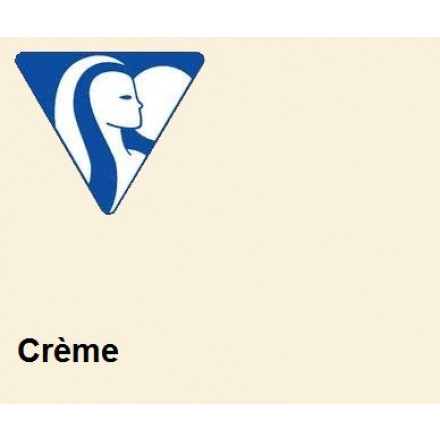 Clairefontaine DIN A4 120gr ivoor (250)- FSC Mix credit