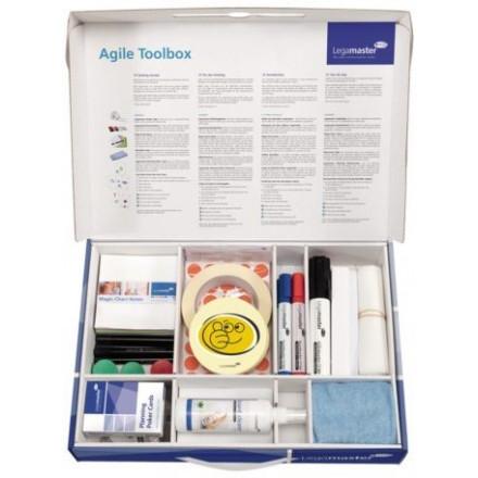 Toolbox Legamaster Agile 500-delig