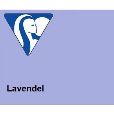 Clairefontaine DIN A3 80gr lavendel (500)- FSC Mix credit