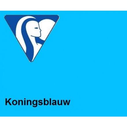 Clairefontaine DIN A3 80gr koningsblauw (500) - FSC Mix credit