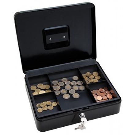 Geldkoffer Wedo 30x24x9cm zwart