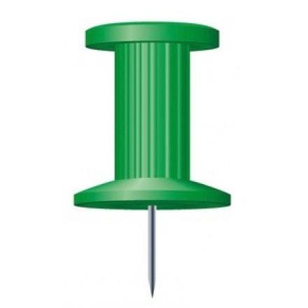 Push Pins Exacompta 10mm groen (25)