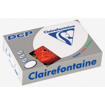 Clairefontaine DCP DIN A4 160gr wit - FSC Mix credit