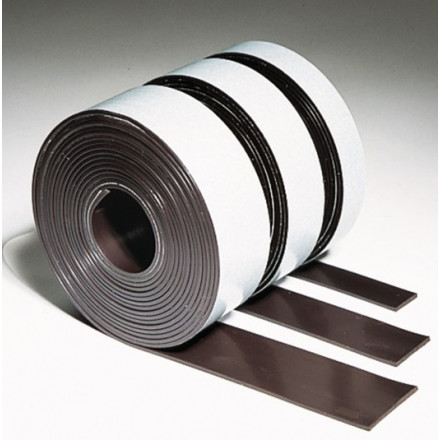 Magneetband Legamaster zelfklevend 25mmx3m
