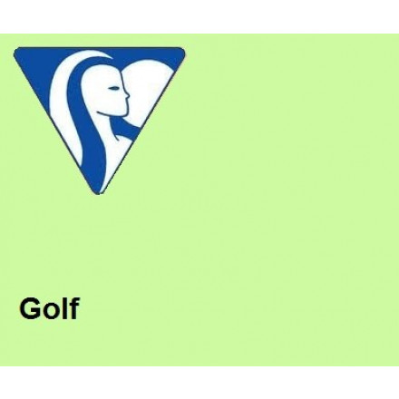 Clairefontaine DIN A3 80gr golfgroen (500) - FSC Mix credit