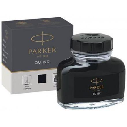 Inktpot Parker Quink zwart 57ml