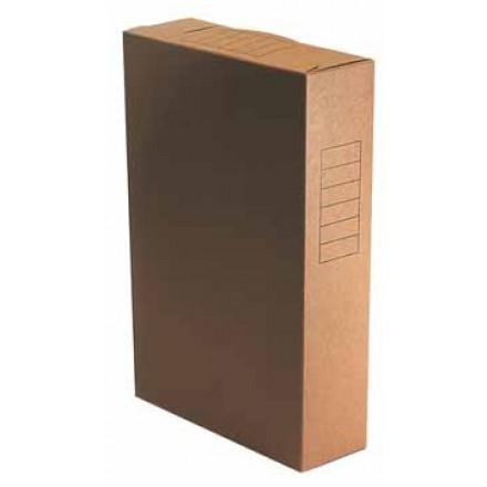 Archiefdoos Classex 23x35x8cm folio bruin