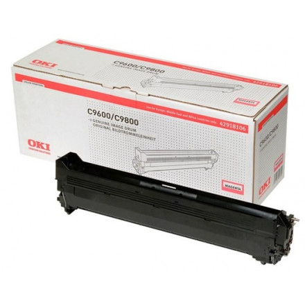OKI col laser C9600/9800 drum MAG 42918106