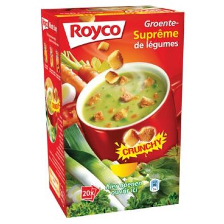 Minute soep Royco groenten/korstjes (20)