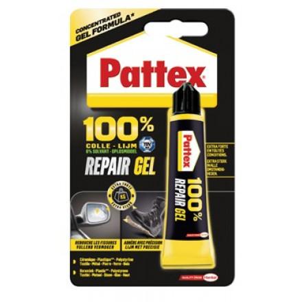 Multilijm Pattex 100% repair gel 20gr