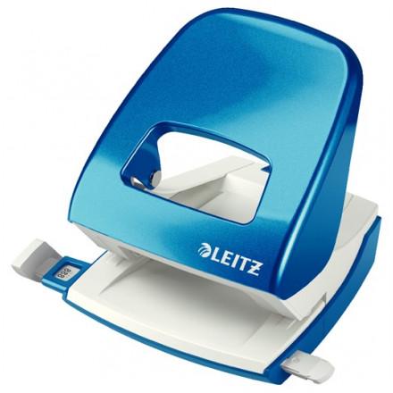 Perforator Leitz New NeXXt WOW 2-gaats 30vel blauw metallic (5008236)