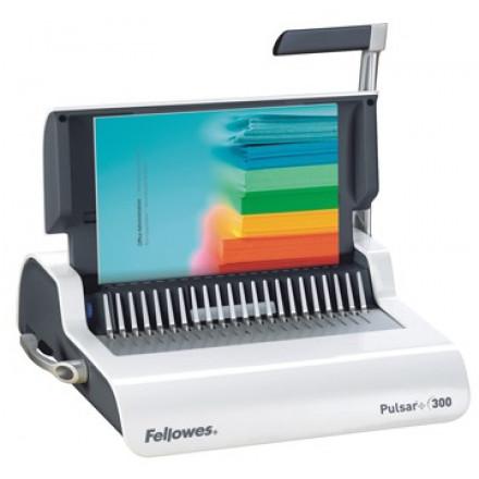 Inbindmachine Fellowes Pulsar+ manueel voor plastic bindruggen