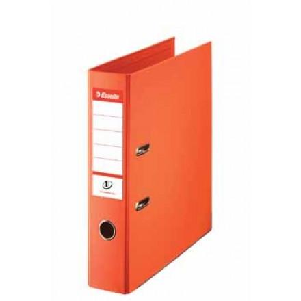 Ordner Esselte No.1 Power PP A4 75mm oranje