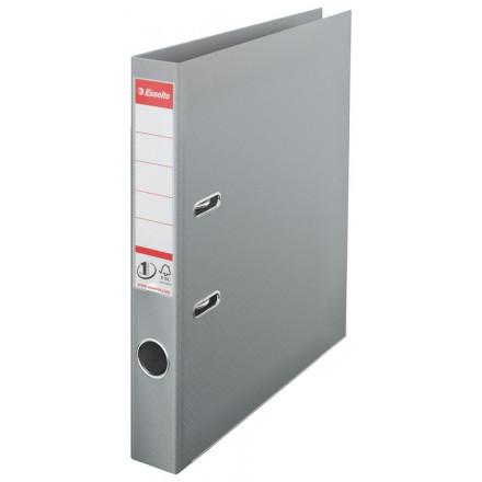Ordner Esselte No.1 Power PP A4 50mm grijs (4811800)
