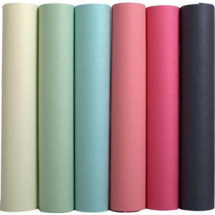 Inpakpapier Exacompta 3x0,7m 70gr assorti pastel kraft