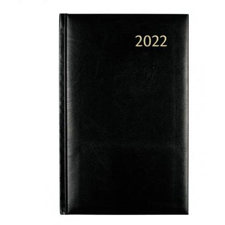 Agenda Aurora Daily 32 Balacron zwart 2020 1 dag/pagina