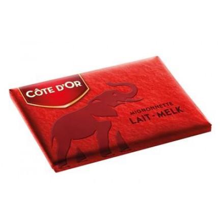 Chocolade Côte d'or Mignonnettes Melk (120)(46980)