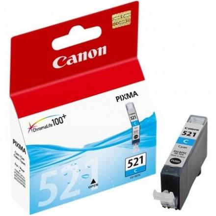 Canon inkjet IP3600/4600 inkt CLI-521 CY