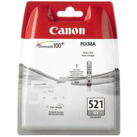 Canon inkjet IP3600/4600 inkt CLI-521 GREY