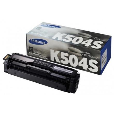 Toner Samsung Color Laser CLT-K504S CLP-415N 2.500 pag. BK