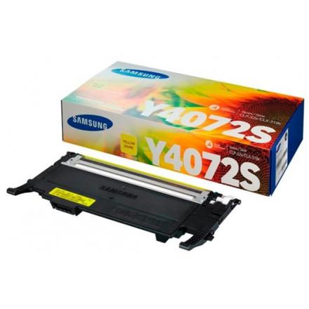 Toner Samsung Color Laser CLT-Y4072S CLX-3180K 1.000 pag. YEL
