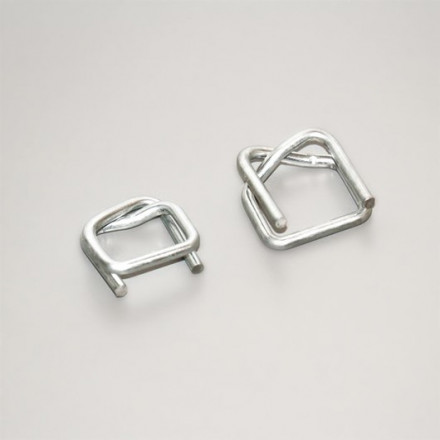 Gespen voor omsnoeringsband metaal type SG19 (1000)