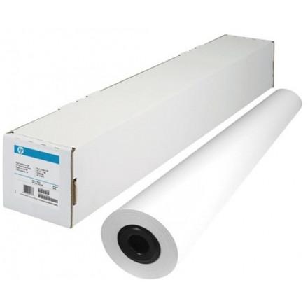Papier HP Inkjet Bright White 914mmx91,4m 90g mat