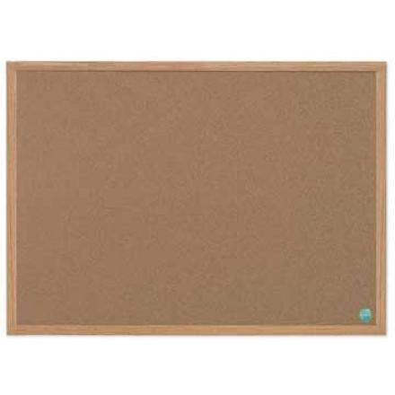 Kurkbord Bisilque Earth-It 90x120cm MDF frame