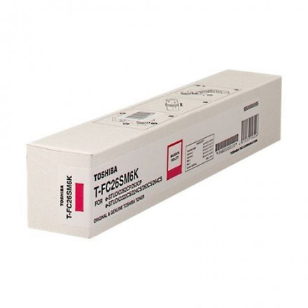 Toner Toshiba Color Laser T-FC26SM STUDIO 263CS 6.000 pag. MAG