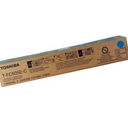 Toner Toshiba Color Laser T-FC505EC e-STUDIO 2505 33.600 pag. CY