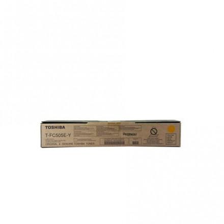 Toner Toshiba Color Laser T-FC505EY e-STUDIO 2505 33.600 pag. YEL