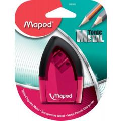 Potloodslijper met opvangbakje Maped tonic 2-gaats assorti