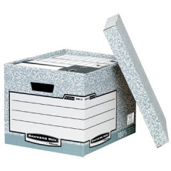 Archiefcontainer Fellowes Bankers Box 28,5x38x33,3cm grijs