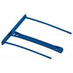 Archiefbinder Fellowes Bankers Box Pro Clip blauw (50)