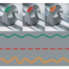Snijkop voor snijmachine Dahle 00500/00507/00508 zigzag-perforatie-kartel (3)