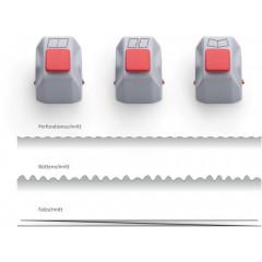 Snijkoppen Dahle voor snijmachine 508 (2020) assorti (3)