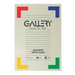 Kalkpapier Gallery A4 70-75gr 50 vel