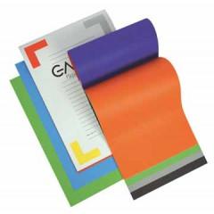 Tekenpapier blok Gallery A4 120gr multicolor 20 vel