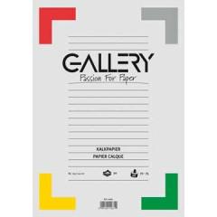 Kalkpapier Gallery A3 70-75gr 20 vel