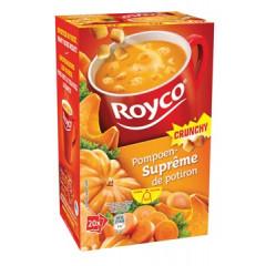 Minute soep Royco pompoen/korstjes (20)
