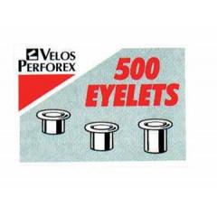 Rivetten Velos n° 2 Ø 4,7mm 4,2mm lang koper (500)