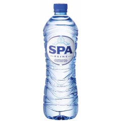 Water Spa Reine fles 1l (6)