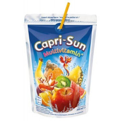 Vruchtenlimonade Capri-Sun Multivitamin 200ml (40)