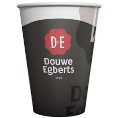 Drinkbeker Douwe Egberts karton 180ml (95)