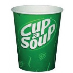Beker Cup A Soup 14cl karton (50)