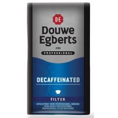 Koffie Douwe Egberts Déca gemalen 250g