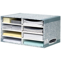 Sorteensysteem Fellowes Bankers Box Bureau Organiser